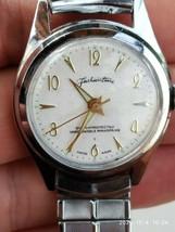 Fashiontime vintage mechanichal movement  swiss watch - $31.64