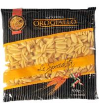 Orogiallo fresh Italian pasta Cavatelli - 6 bags x 500gr (17.63oz) - $20.78
