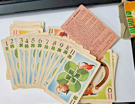 Hearts Cartoon Designed Face Deck of Playing Cards     (#32) image 2