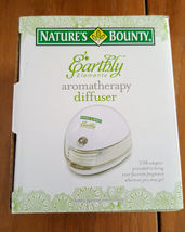 Nature's Bounty Earthly Elements Personal Aromatherapy Diffuser NIB USB or Batts image 3