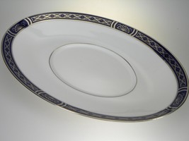 Royal Worcester Mountbatten Platinum Gravy Liner NEW WITH TAGS Made in E... - $24.70