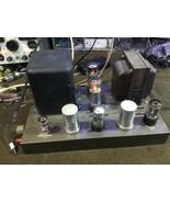 """Eico HF-35 Mono Block Amplifier """"Tested working mullard EL-34 tubes - $695.34"""