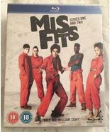 Misfits - Series 1 & 2 Disc Box DVD Set ( Blue Ray Disc ) - $48.95