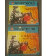 LEGO Mindstorms Education Software V1.0 and V1.1 PC MAC 4 CD Set Only NO... - $25.49