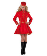 Bell Boy / Hat Check Girl / Circus / Cinema Usher Costume   - sizes 6-20 - $37.01