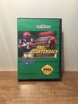 Pro Quarterback (Sega Genesis, 1992) Complete - $8.90