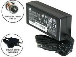 New Genuine HP Elitebook 8460p 65W AC Adapter 609939-001 - $44.20