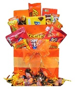 Peanut Butter Gift Basket by The Candy Vessel - $25.00