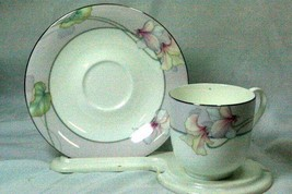 Mikasa 1988 Glamour Cup And Saucer Set CAE01 - $7.61