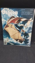 Vintage Tsr 1986 Dragon 105 Monthly Adventure Role-Playing Aid Magazine D&D Ad&D - $6.83