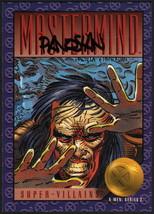 1993 SkyBox Marvel X-Men Series II Art Card SIGNED Dan Panosian / Mastermind - $12.86