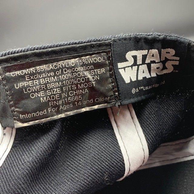 Star Wars snapback hat cap millennium falcon space battle fight rim solo lando