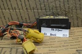 88-94 Jaguar XJ6 XJ40 Master Switch OEM Door Window Lock Bx 2 553-10E2 - $93.14