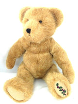 Boyds Collection 1988 - 2003 Brown Teddy Bear Plush Movable Body Jointed... - $9.46
