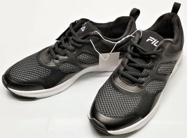 FILA Frame V6 Memory Foam Women's Athletic Sneaker Shoes - Size 7 - Black - $20.19