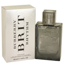 Burberry Brit Rhythm Intense by Burberry Eau De Toilette Spray 1.7 oz fo... - $31.95