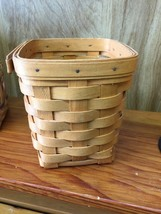 Longaberger Basket 1997  - $12.86