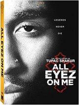 All Eyez On Me [DVD, 2017]
