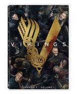 Vikings: The Complete Series Season 5 Five Vol 1 One 3-Disc Set DVD 2017... - $6.50