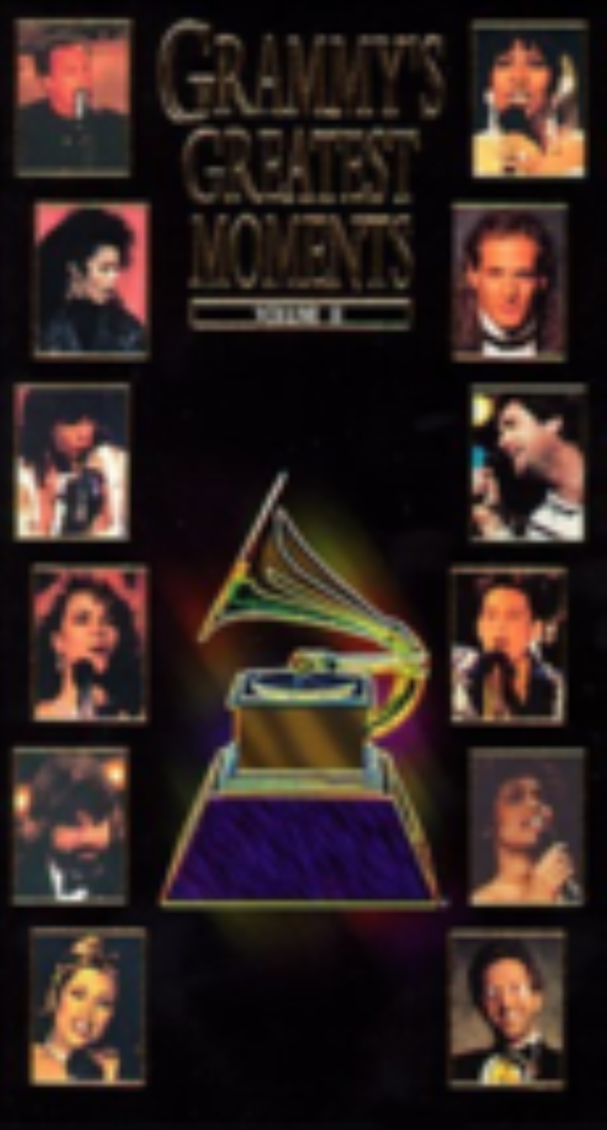 Grammy's Greatest Moments, Vol. 2 Vhs