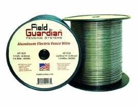 Field Guardian 14-Guage Aluminum Wire, 1/4 Miles - $55.22
