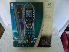 Logitech Harmony 890 PRO LCD Universal Remote Control Very Good Pre-Owne... - $143.50