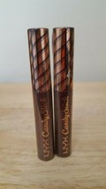 Lot of 2 - CSGLC08 Cherry Cola - NYX Candy Slick Glowy Lip Color - $5.86
