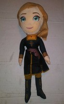 "Kohl's Cares Disney Frozen II Anna Ana Plush Stuffed Soft Doll Toy 14"" - $11.87"