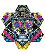 Suger Skull Wall Art Painting Canvas Poster Print Home Decor Hexagon 7 P... - $94.99+