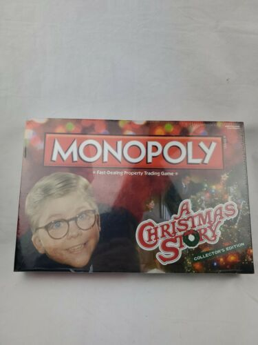 Primary image for USAopoly Monopoly A Christmas Story Collector's Edition