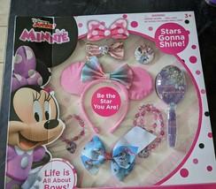 Disney Junior Minnie Mouse Girls Hair Accessory Set NEW - $18.69