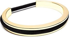 Bittersweet Hair Tie Bracelet by Maria Shireen – Classic Design Gold Lar... - $45.57