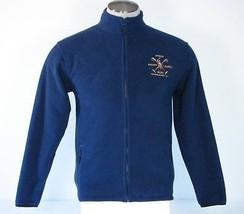 Ralph Lauren Blue  Zip Fleece Jacket Boys Extra Large  XL 18 20  NWT - $74.24