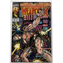 Marvel Comics Presents Weapon X #82 1991, Marvel Wolverine VERY FINE / NEAR MINT - $19.99