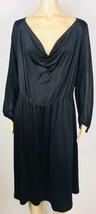 IGIGI Yuliya Raquel Black Dress Size 14/16 - $28.04