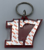 Delta Sigma Theta - Line Number Keychain #17 - £10.75 GBP