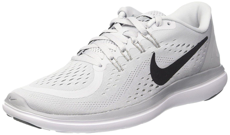 bbea73d2ccf9e ... Nike Flex 2017 RN Sz 13 Gray Black Men s Running Shoes 898457-001. Free  Shipping