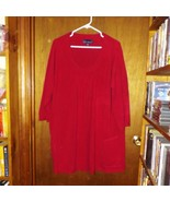 Susan Graver / Style Pullover 3/4 Sleeve Lightweight Sweater - Size 3X -... - $21.84