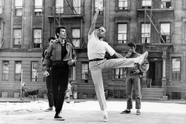 George Chakiris West Side Story On Set Dance Rehearsal 24x18 Poster - $23.99