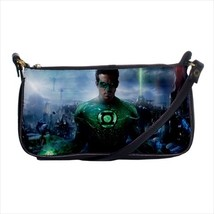 Shoulder clutch bag green lantern - $32.18 CAD