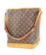 Authentic LOUIS VUITTON Noe Monogram Shoulder Tote Bag Purse #35539 - $379.00