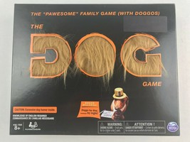 The Dog Game Hilarious Family Card Game Ages 8+ 3-6 players - $19.79