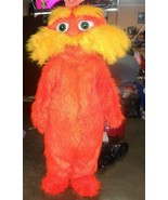 Lorax Mascot Costume Adult Lorax Costume For Sale - $299.00