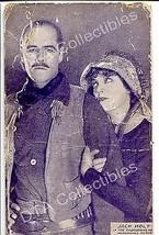 JACK HOLT-THUNDERING HERD-WESTERN-1925-ARCADE CARD G - $38.02