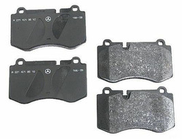 Mercedes w216 w221 FRONT Brake Pad Set GENUINE +1 YEAR WARRANTY - $148.80