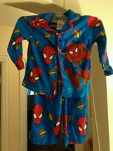 Marvel Ultimate Spiderman Pajamas 2pc 2T Gently New without Tags - $9.90