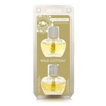 Claire Burke Wild Cotton™ Electric Fragrance Warmer Refill- 2 Pack - $37.11