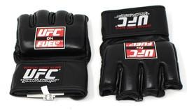 UFC OFFICIAL FIGHT GLOVES SIZE LARGE Black FUEL TV  New - $51.38