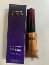 Kevyn Aucoin Glass Glow Up Lip Gloss in Spectrum Bronze