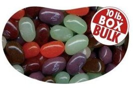 Jelly Belly Soda Pop Shoppe Beans: 10 lb Case - $85.95